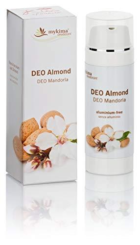 mykima intensiv DEO ALMOND 50 ml utan aluminium och utan zinkoxid