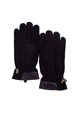 TIMBERLAND Herren Handschuhe E-tip Nubuk, Schwarz 70