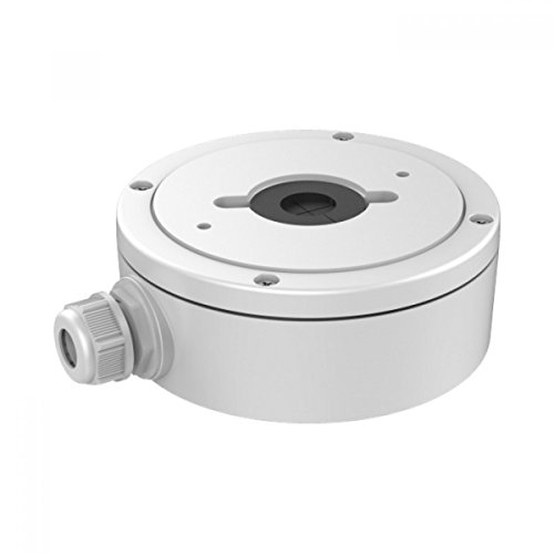 Hikvision Back Box Wandsteun voor de DS-2CD25xx serie IP Dome Camera - Wit