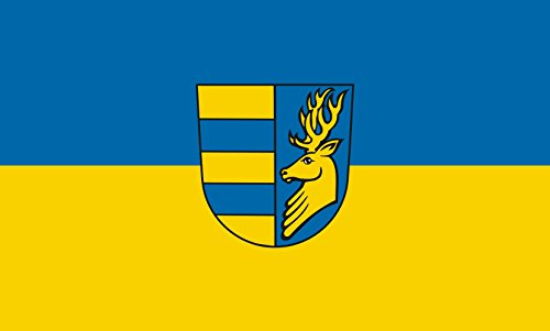 Unbekannt magFlags Tisch-Fahne/Tisch-Flagge: Friolzheim 15x25cm inkl. Tisch-Ständer