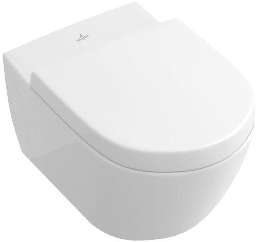 Villeroy und Boch Wand WC Tiefspüler SUBWAY 2.0 56001001 37x56