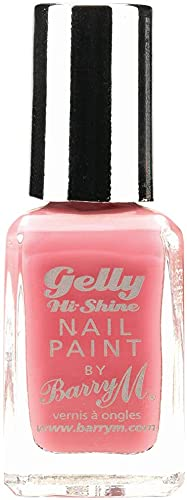Barry M Cosmetics Gelly Nail Paint, Dragon Fruit