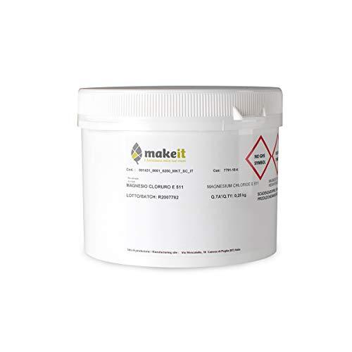 Cloruro de magnesio (cloruro de magnesio) - Suplemento de magnesio conforme a la Farmacopea Europea (250 g)