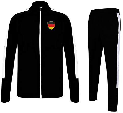 Nation Herren Deutschland Sportanzug TA-GO (L)