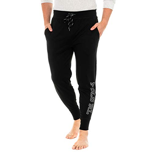Polo Ralph Lauren heren joggingbroek - jogger broek, sleep Bottom, Polo RL logo, lang