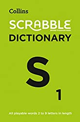 powerful Collins Scrabble Dictionary: Official Scrabble Solver – All Game Words with 2-9 Letters…