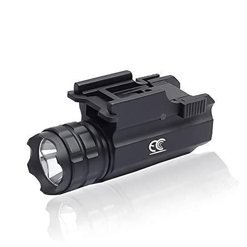 MCCC 500 Lumens LED Rail Mount Tactical...