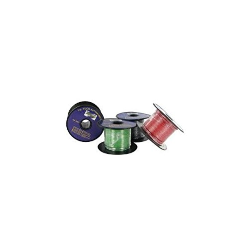 Cable Alimentation 1mm2 - 50m - Rouge ADNAuto