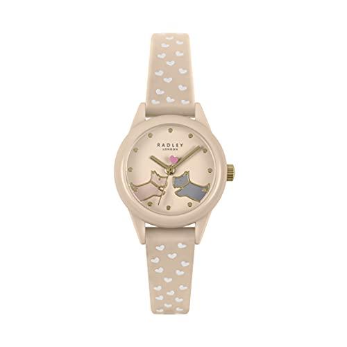 Radley Women's Analog Quartz Watch with Leather Strap RY21258