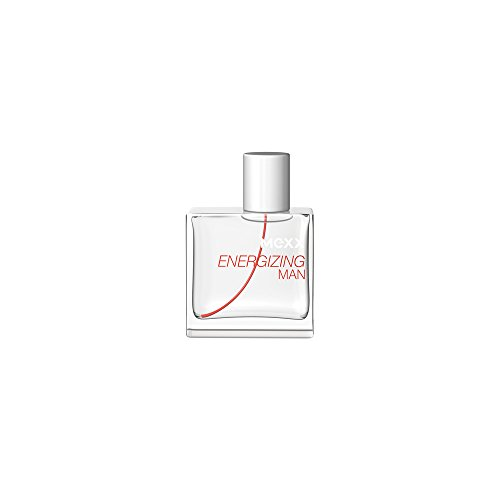 Mexx Energizing Man Eau de Toilette Natural Spray, 30 ml