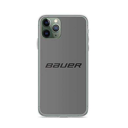 Phone Case Bauer Hockey Compatible with iPhone 6 6s 7 8 X Xs Xr 11 12 Pro Max Mini Se 2020 Shockproof Shock Waterproof