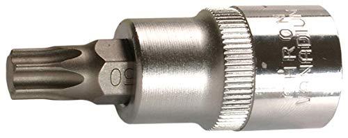 SW-Stahl Pièces Profil T Douille T50 x 53 12,5 mm, 1/2 Entraînement courte, 05246l