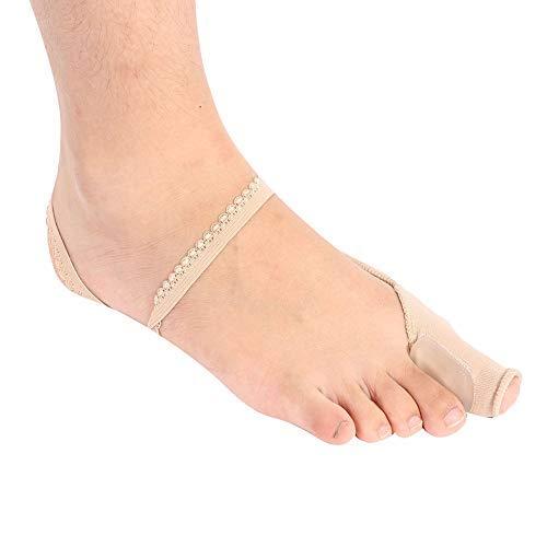 Alisador de juanetes de silicona Hallux Valgus Corrector Protector del dedo del pie Cuidado del pie Alivio del dolor, Adecuado para Hallux Valgus, Desprendimiento del dedo del pie, Diseño único de la