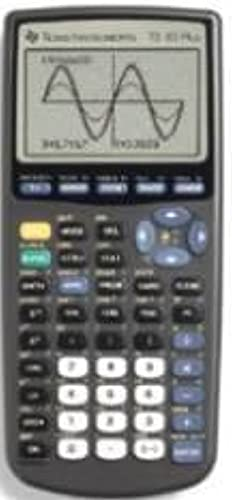 Consumer Electronic Products Texas Instruments TI-83 Plus Programmable...