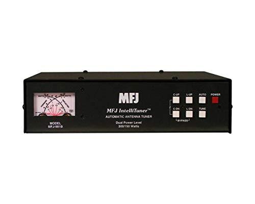 MFJ-991B Auto Tuner + SWR 1.8-30MHz 300W balun. Buy it now for 239.99