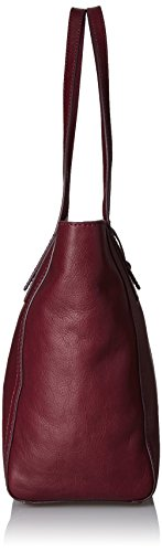 Fossil Emma Tote, Cabernet