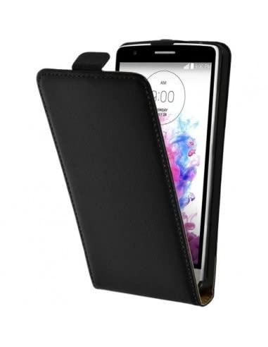 Capa Livro Vertical Slim Lmobile LG G3S - Preto