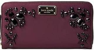 Kate Spade New York Wilson Road Neda Zip Around Wallet WLRU3329