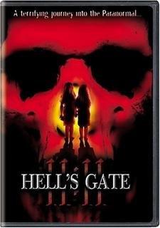 DVD Hell's Gate 11:11 Book