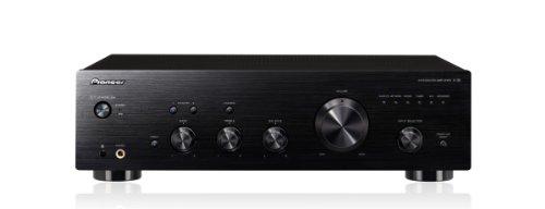 Pioneer A-30-K Amplificatore stereo da 70W con design Direct Energy Nero