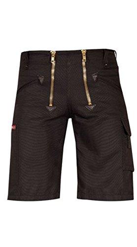OYSTER Zunft-Shorts Arbeits-Hose CORDURA® - schwarz - Größe: 52