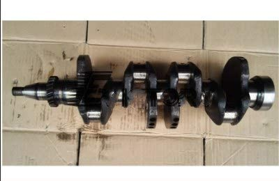 GOWE Loader All items in the store Engine K4E crankshaft Max 73% OFF Forged Steel Type
