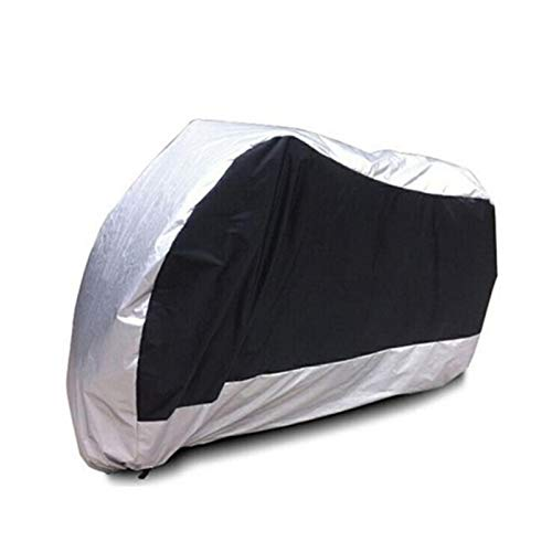 Fundas para motos Cubierta de motocicleta completa Compatible con la cubierta de la moto Piaggio Typhoon 50, Capucha de motocicleta duradera impermeable a prueba de agua, 6 colores, 6 opciones