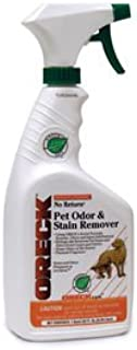 Oreck No Return Pet Odor and Stain Remover