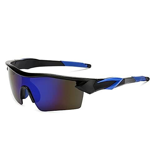Gafas deportivas con visión nocturna, gafas de sol de colores para deportes al aire libre, equitación, pesca, ciclismo, senderismo, conducción, gafas de sol de moda para hombres y mujeres
