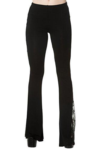 Banned Leggings/slagbroek Everlasting Flare Trouser 4061
