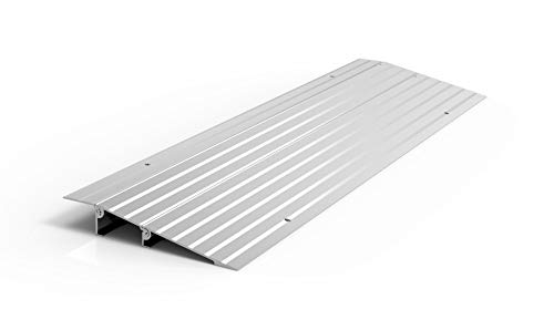 EZ-ACCESS TRANSITIONS Modular Aluminum Entry Ramp, 1.5