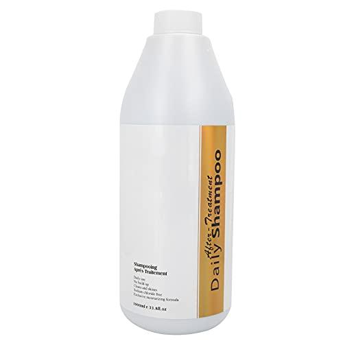 Champú, reparación intensa del cabello Cabello limpio, suave, ligero y fácil de desenredar Para cabello dañado, repara y nutre (1000 ml)