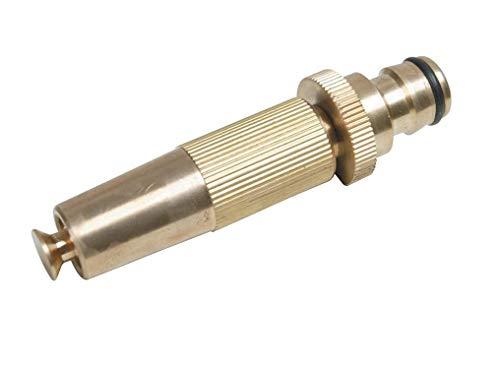 """Silverline Tools 427551 - Boquilla de latón (Macho 1/2""""), multicolor"""