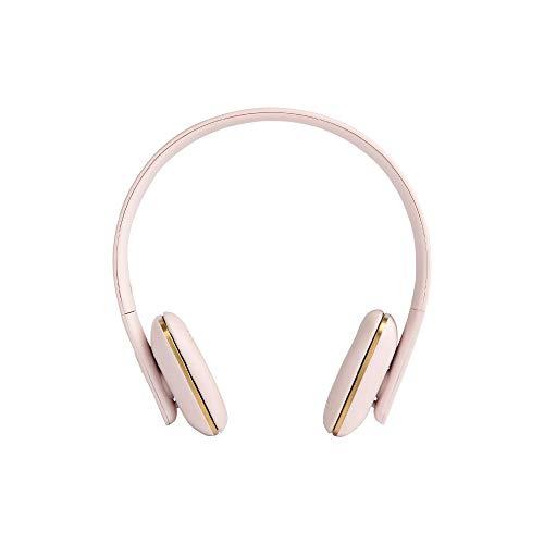 Kreafunk Ahead - Altavoz (40 mm, inalámbrico, Radio, Auriculares), Color Negro En el oído. Talla única Color Rosa.
