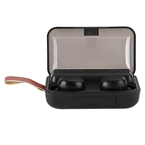 Auriculares inalámbricos, Auriculares estéreo inalámbricos en la oreja, Auriculares Bluetooth Auriculares inalámbricos con control inteligente Auriculares internos con pantalla de alimentación