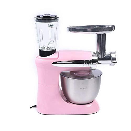 Fetcoi Robot de cocina 3 en 1, picadora de hielo, picadora de...