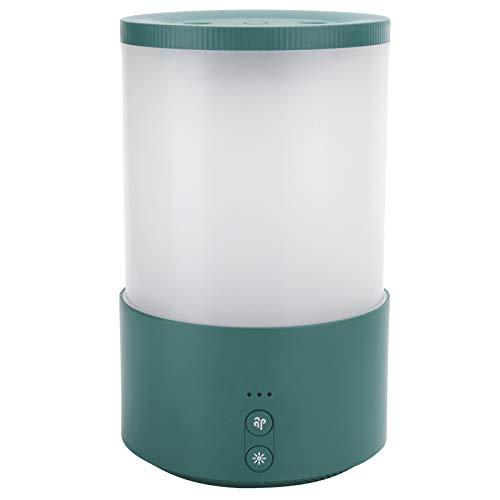Omabeta Humidificador de Aire humidificador de Doble Spray 650ml para Sala de Estar de Dormitorio en casa(Green)