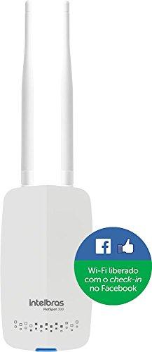 Roteador Wireless Corporativo Hotspot 300