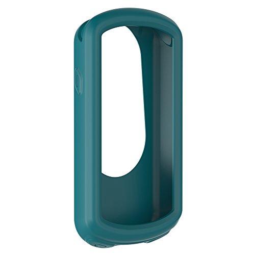 Danigrefinb Siliconen beschermhoes voor Garmin Edge 1030 fietscomputer One Size Blauwgroen