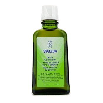 Abedul celulitis aceite 100ml/3.4oz