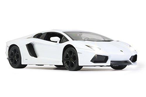 Jamara - Coche radiocontrol Lamborghini Aventador escala 1:14 , color/modelo surtido