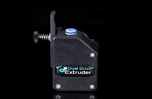 Estrusore Bowden Specchio Sinistro Universale Geared Estrusore Dual Drive Estrusore per stampante 3d