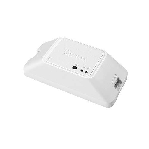 Docooler RFR3 WiFi DIY Interruptor Inteligente 433 MHz Control Remoto App Módulo de Inicio Trabaje con Alexa Google Home