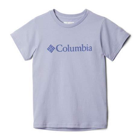 Columbia CSC Basic Logo Manches Courtes Unisexe XL Crépuscule
