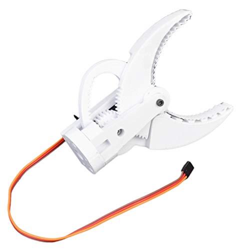 Jovoreng 3D-Drucker-Zubehör, flexibler Clip, mechanische Klaue mit Lenkradgriff, 3D-Technologie, Druck-Produktion DIY Zubehör