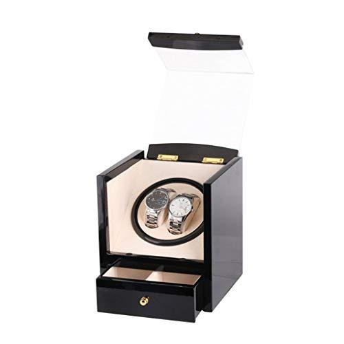 N/B Watch Winder Watch Winder Boxen Schwarzlicht Piano Paint Automatische Watch Box Automatische Watch Box Elektrische Motor Watch Box Watch Winder Watch