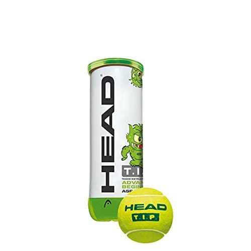 Head 3b T.i.p. Orange Tip, Color Green, Unisex Adulto, Talla única
