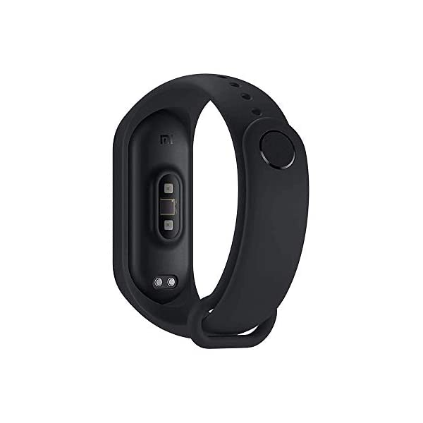 Original Xiaomi Smart Band 4, Adultos Unisex, Negro, Talla única 5