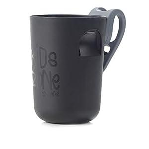 Jané Portavasos para Manillar de Silla de Paseo, con Tira de Ajuste Universal, en Color Negro
