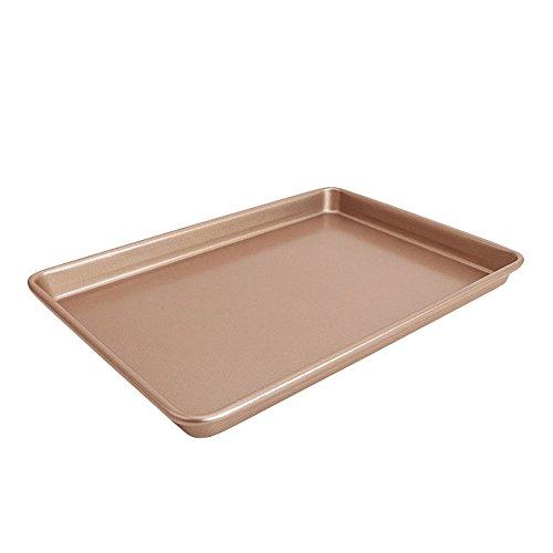 BESICA Sqaure Baking Pans for Biscuit/ Brownie/ Lasagna Roasting Cake Pan (17 inch)